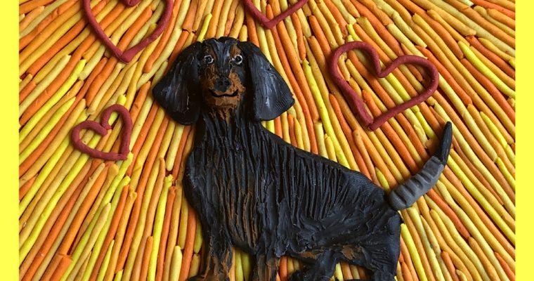 ROLO, un perro feliz